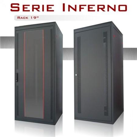 Rack 19 Inferno 22U 600 x 600