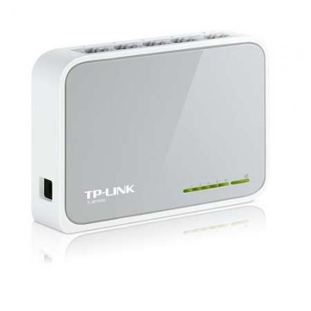 Switch Tp-Link 5 puertos 10/100