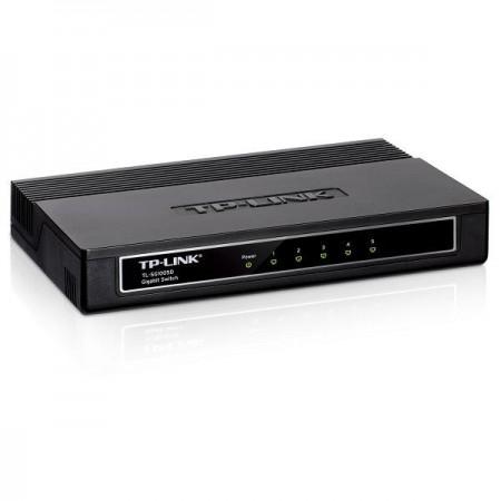 Switch TP-Link 5 puertos Gigabit 10/100/1000