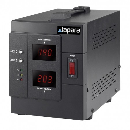 AVR Regulador automático de voltaje 2000 VA
