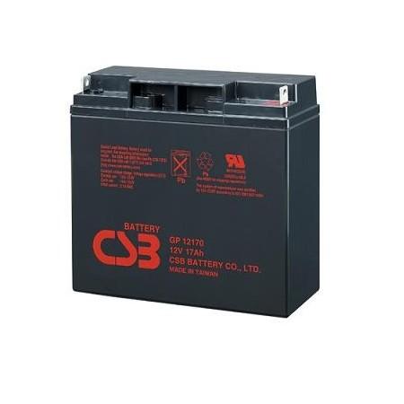 Batería 12V 17 Ah sellada