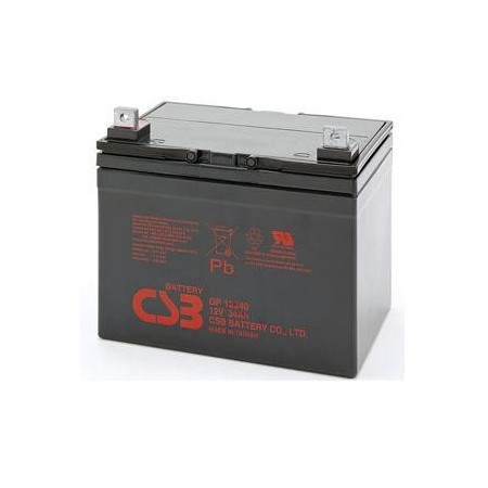 Batería 12v 34 Ah sellada