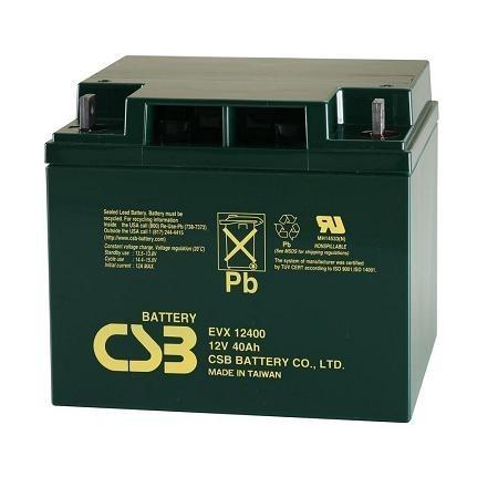 Batería 12v 40 Ah sellada especial vehículos eléctricos
