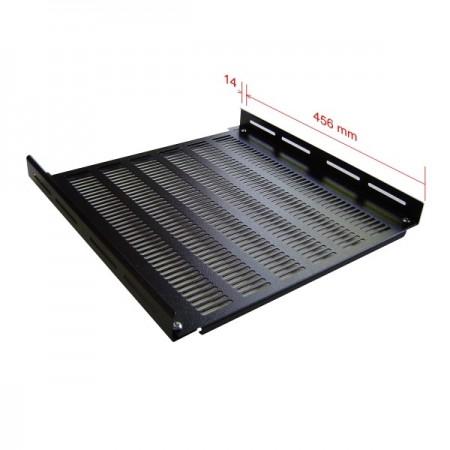 Bandeja rack 19 456 mm para Rack fondo 600