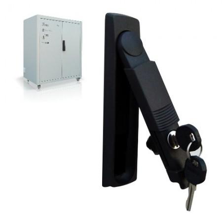 Maneta abatible Rack portatiles carga y custodia, repuesto