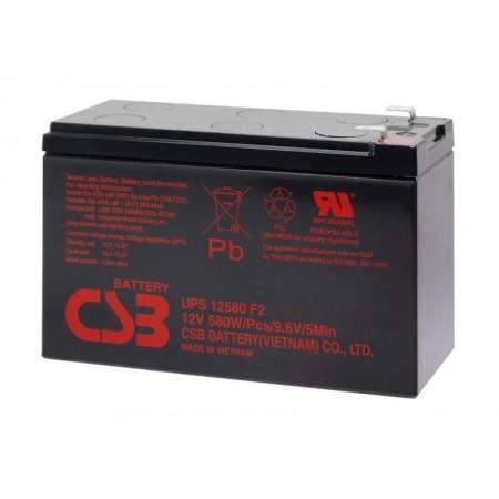 Batería 12V 580 W sellada