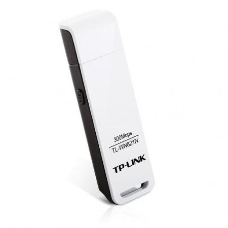Adaptador Tp-Link USB Wireless N 300Mbps