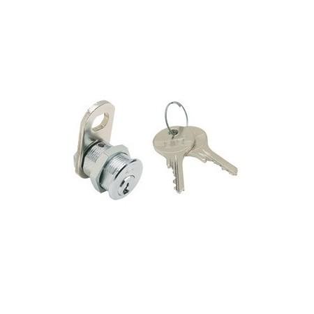 Cerradura para lateral armarios rack 19