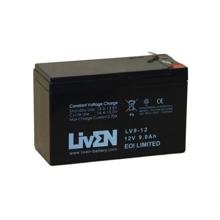 Bateria 12V 9Ah sellada