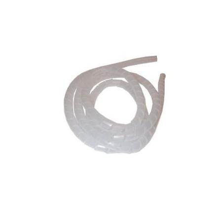 Organizador de cables espiral transparente 3.0 m