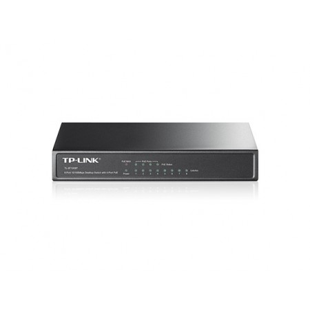 Switch Tp-Link PoE 8 puertos 10/100