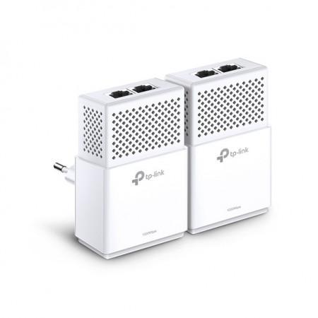 Kit Powerline Tp-Link AV1000 con 2 puertos Gigabit