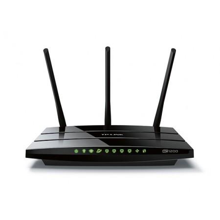 Router Gigabit Tp-Link Banda Dual Inalámbrico AC1200 WISP
