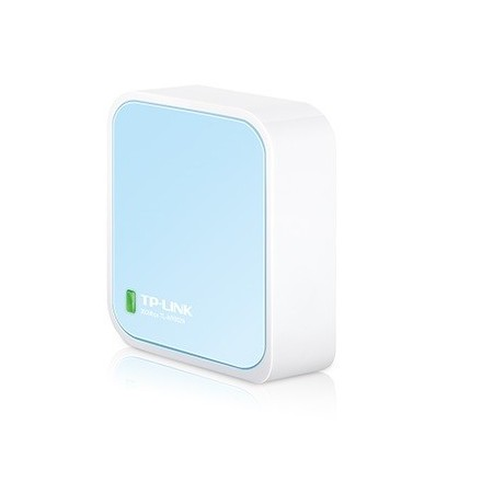 Router Tp-Link Inalámbrico Nano N 300Mbps