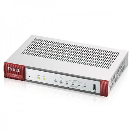 Firewall Zyxel VPN50 EU0101F 4 LAN/DMZ, 1 SFP 800 Mbit/s
