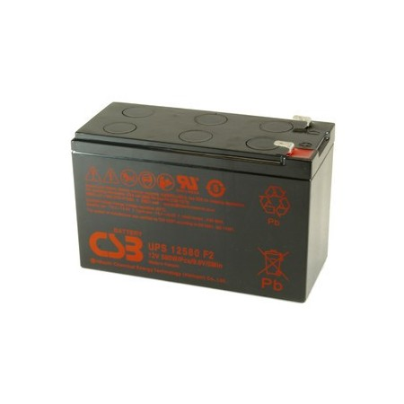 Batería CSB 12V 10 Ah sellada