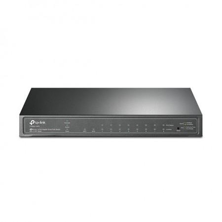 Switch Tp-Link Gigabit 8 puertos 10/100/1000 con 8 POE y 2 SFP
