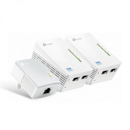 Kit Powerline Tp-Link AV500 3uds