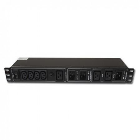Sistema de Backup Redundante para SAI rack 19