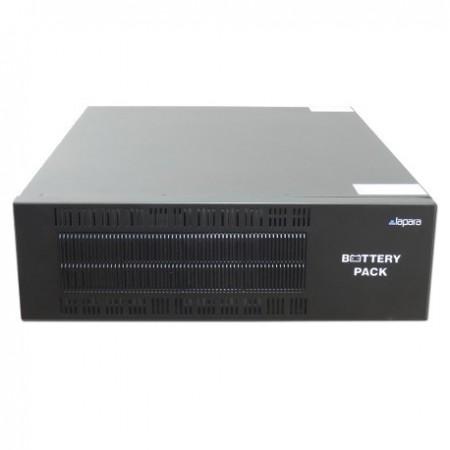 Banco baterías rack 19 20 x 12V 9Ah