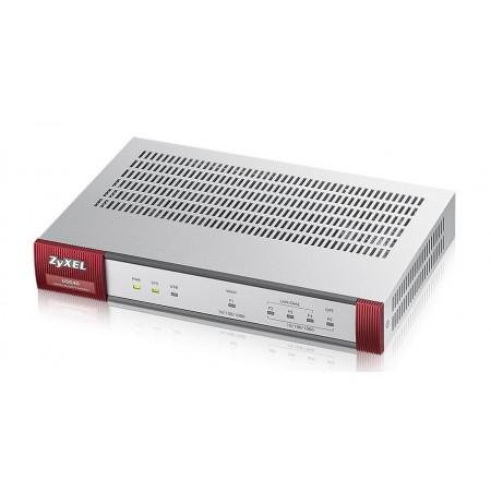 Firewall Zyxel USG40 EU0101F 3 LAN/DMZ, 1 WAN, 1 OPT