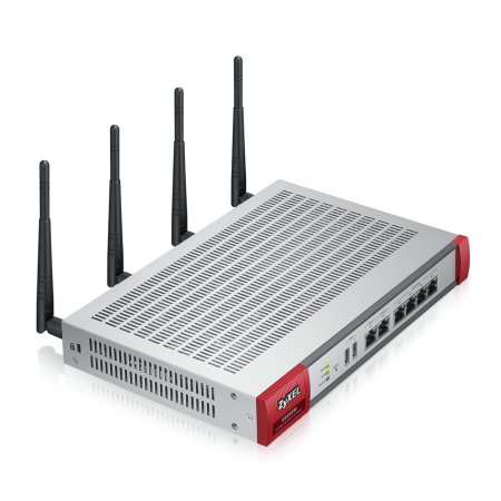 Firewall Zyxel USG60 EU0102F 4 LAN/DMZ, 2 WANW