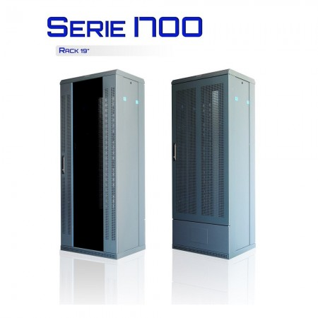 Armario rack 17U 600 X 600 I700
