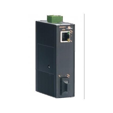 Conversor Industrial 10 100Base-TX a 100 Base-FX. Multimodo SC
